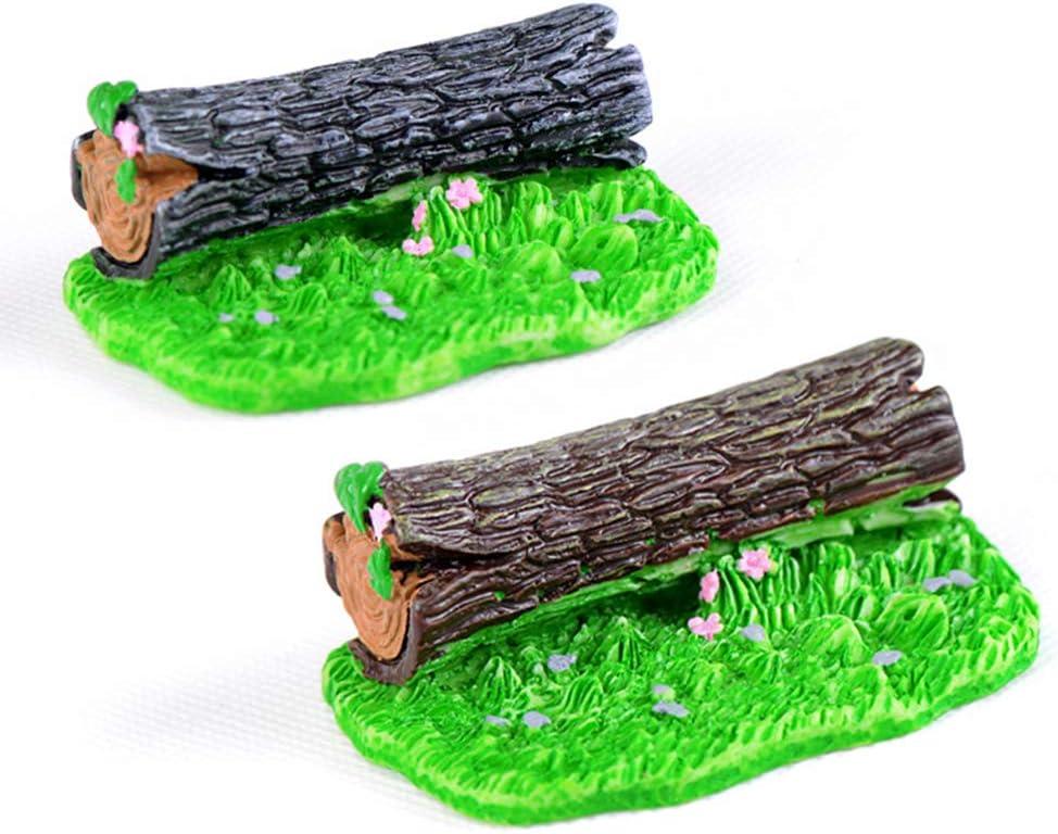 gaixample.org CFPacrobaticS Resin Stump Stool Lawn Miniature ...