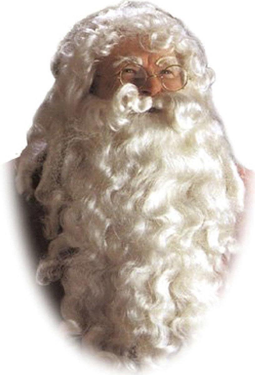 B000CBYHYC Santa Wig and Beard Set 61HURfguZgL