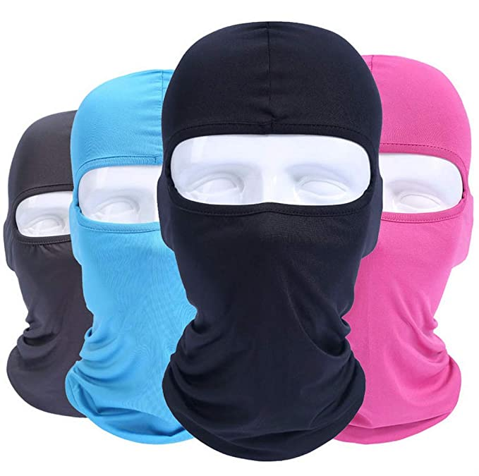Home Navy Blue Warmer Hunting Snowboard Motorcycle Cycling Ski Neck Protecting Outdoor Full Face Mask