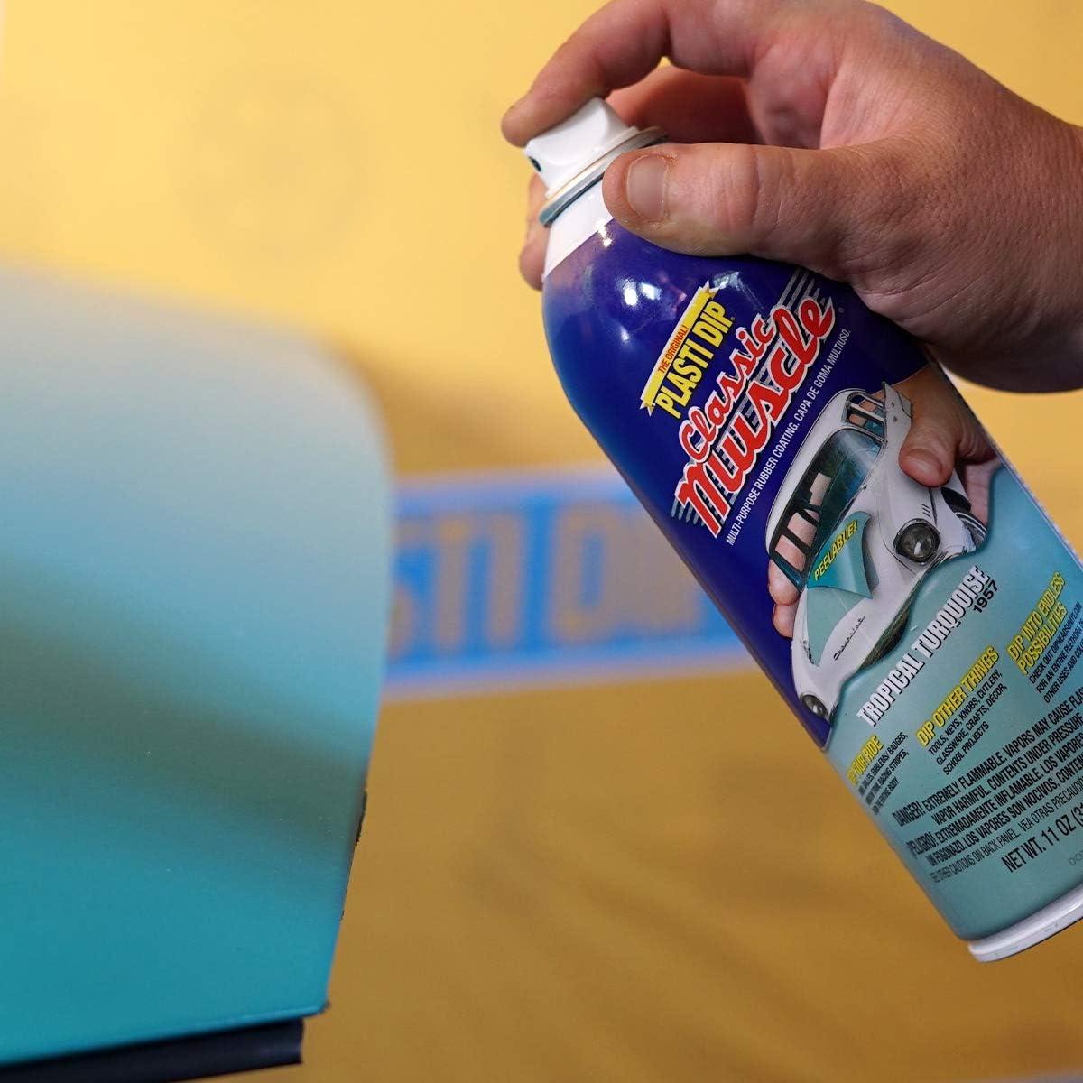 Plasti Dip Sprühfolie Spraydose Tropical Turquoise 325 Ml Original Performix Usa Auto