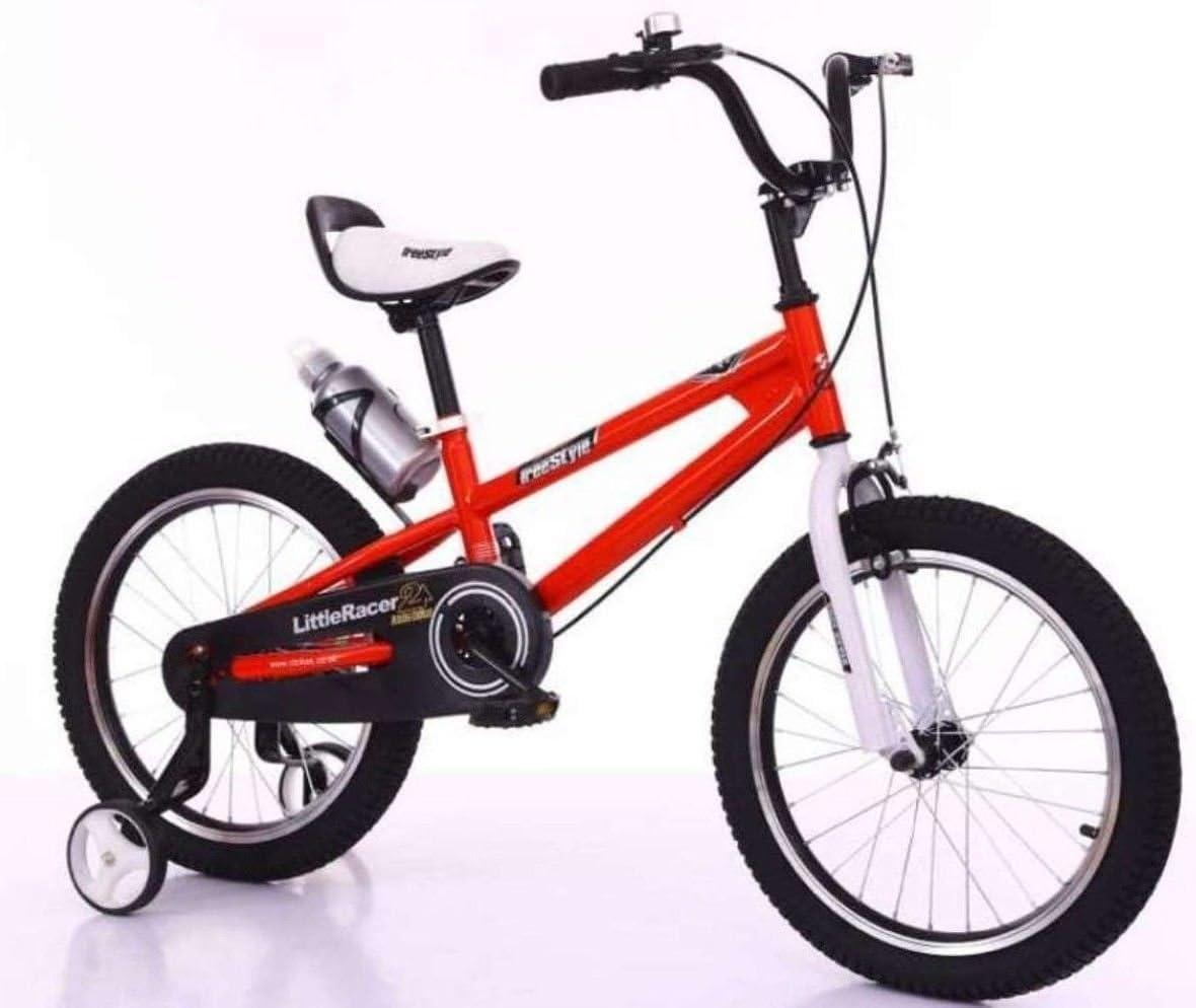 Little Racer FREESTYLE - Bicicleta para bicicletas BMX de 14 ...