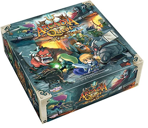 Arcadia Quest Board Game by CMON