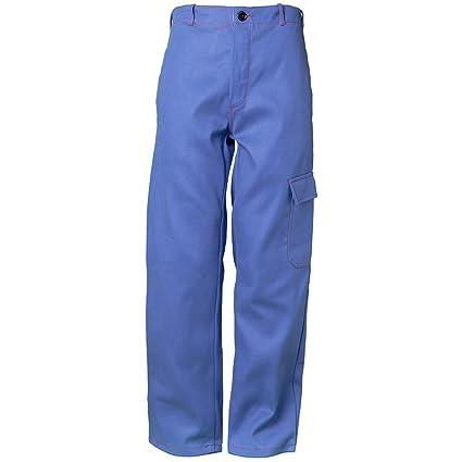 Planam 1733058 soldador/calor – Pantalón de trabajo 500 G/m² talla 58 en