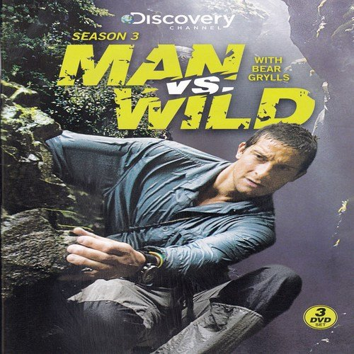 Man vs Wild: Season 3 by MAN VS WILD