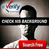 Criminal Background Check Everify