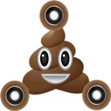 Poop Fidget Spinner