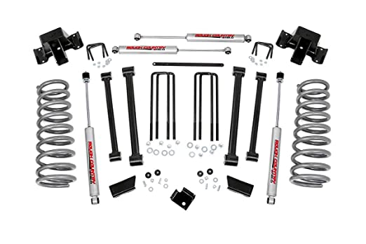 Rough Country - 351.20 - 3-inch Suspension Lift Kit w/ Premium N2.0 Shocks