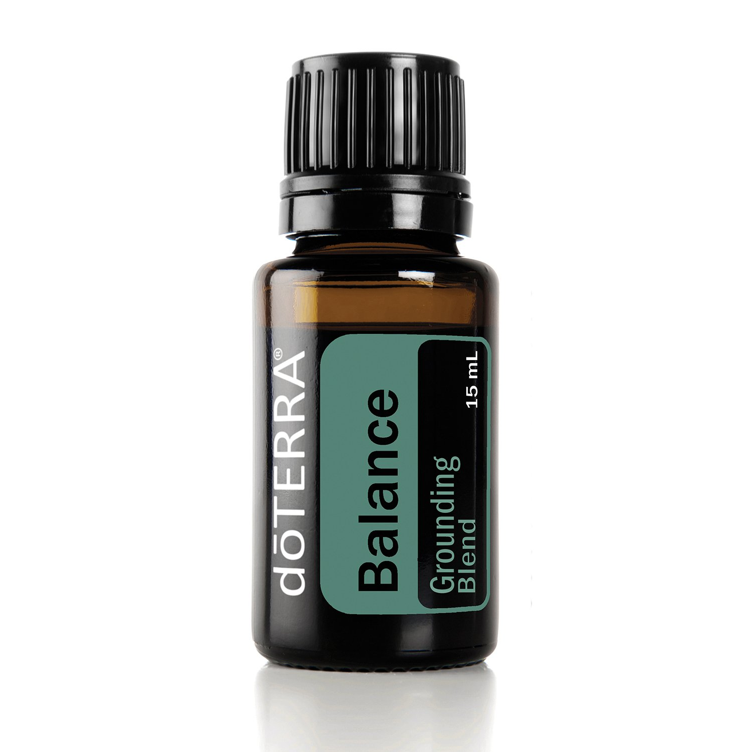 doTERRA - Balance Essential Oil Grounding Blend - Promotes Relaxation, Tranquility and Balance, May Help Ease Anxious Feelings; for Diffusion or Topical Use - 15 mL by DoTerra