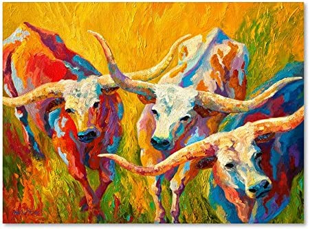 Dance of the Longhorn