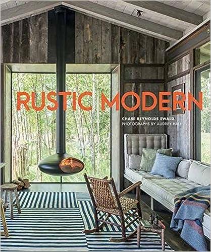 Rustic modern book cover. #books #rusticmodern #interiordesign #modernrustic #rusticdecor #decorbooks