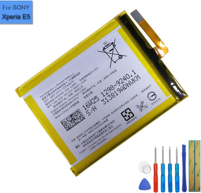 Ion de polímero de Litio batería de Repuesto lis1618erpc ...