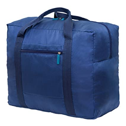 5ba17741494 meiyuan útil viaje ropa bolsa de almacenamiento de nylon impermeable ropa  bolsa equipaje bolsa de viaje