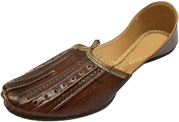 Mens Leather Shoes Handmade Jutti Punjabi Jutti for Mens Indian Shoes Ethnic shoes Traditional Jutti