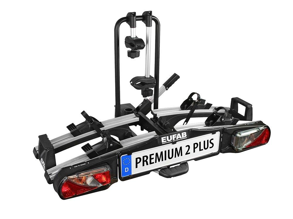 EUFAB 11523 Heckträger Premium ll Plus für Anhängekupplung: Amazon ...