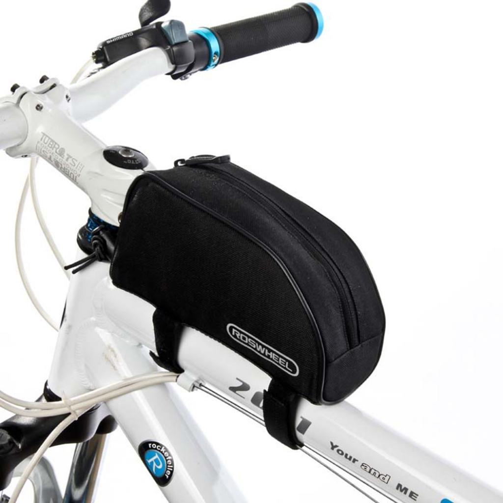 Tofern Radfahren Fahrrad Fahrrad Rahmentasche Oberrohrrahmentasche ...