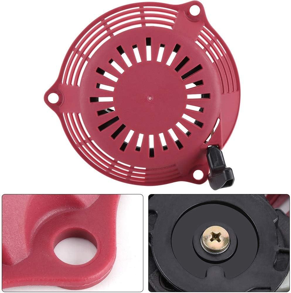 GCV135 Arrancador de Retroceso for Honda GCV135 GCV160 EN2000 Kit de rebobinado de Arranque de Arranque del cortac/ésped del Motor