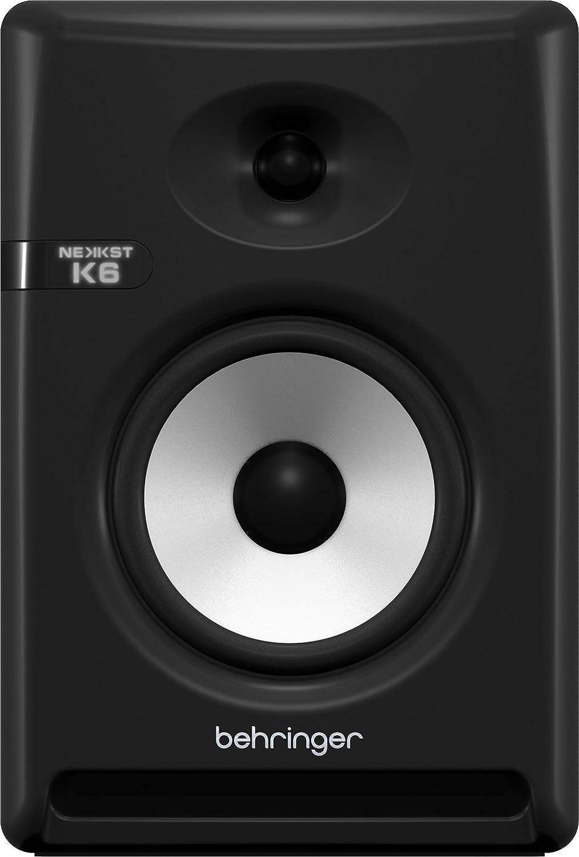 ベリンガー モニタースピーカー 6インチ 2-Way 1本 NEKKST K6   B00UHUANGE