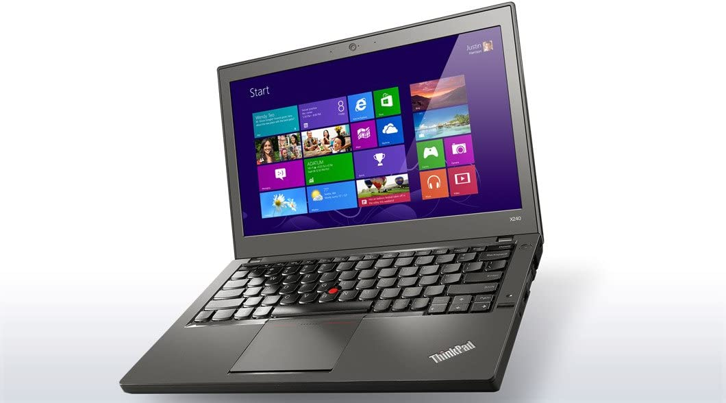 Lenovo 20AL009BUS ThinkPad X240 20AL - Ultrabook - Core i5 4300U / 1.9 GHz - Windows 7 Pro 64-bit / 8 Pro 64-bit downgrade - pre-installed: Windows 7 - 8 GB RAM - 256 GB SSD eDrive - 12.5 inch 1366 x 768 ( HD ) - Intel HD Graphics 4400 - 802.11ac - WWAN upgradable - TopSeller