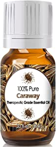 Caraway Essential Oil for Diffuser & Reed Diffusers (100% Pure Essential Oil) 10ml