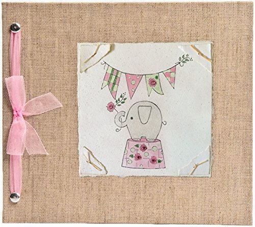 [해외]Hugs and Kisses XO Elephant - Pink Baby Memory Book / Hugs and Kisses XO Elephant - Pink Baby Memory Book