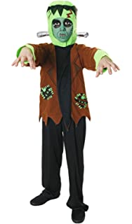 new childrens halloween monster costume age 46 years