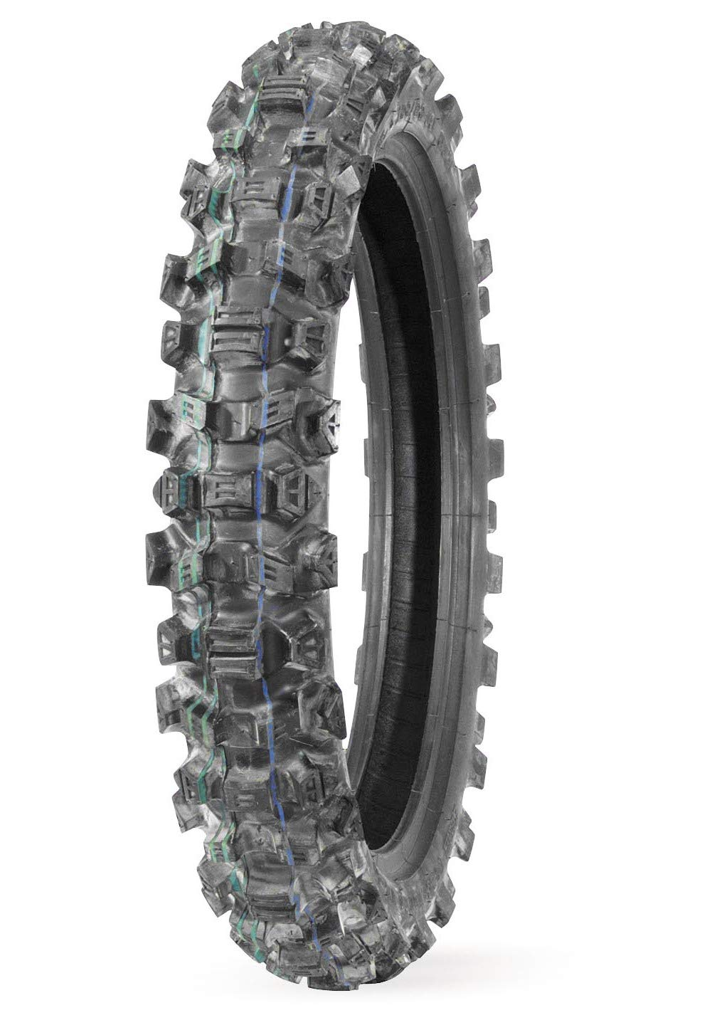 IRC VE-40 VOLCANDURO MED TO HARD TIRE REAR 100/100-18 4333415636