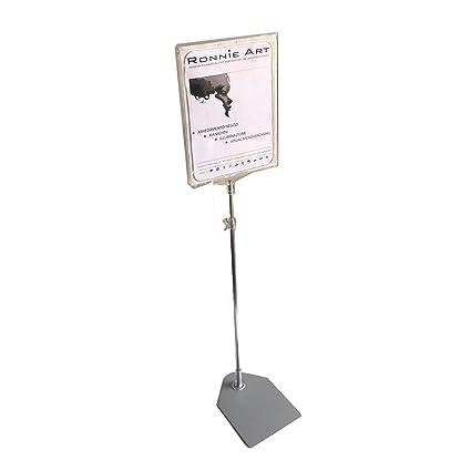 Lámpara de pie ajustable de 30 a 60 cm con marco puerta lavabo ...