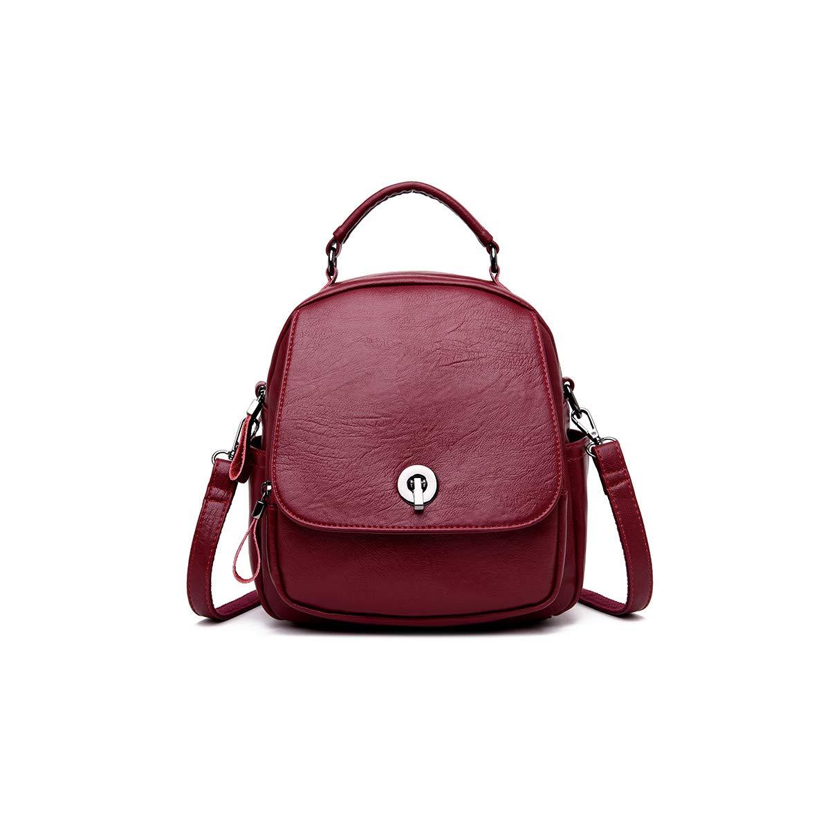 837ed5be23f5 Amazon.com: Guyuexuan Girls Multi-Purpose Backpack for Daily Travel ...