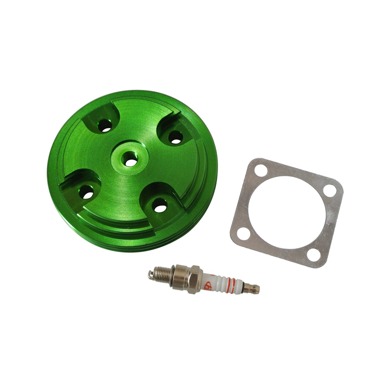 Stroke Engine Motorized Bicycle Cylinder Head Cover With Gasket Fits 66 80cc 2