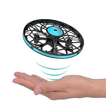 Goolsky- Mini Drones para Niños UFO Drone Mini Quadcopter ...