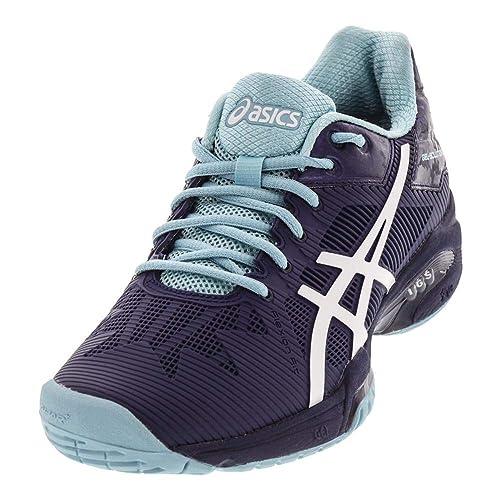 ea5892ab8f183 ASICS Womens Gel-Solution Speed 3 Tennis Shoe