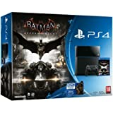 Console PlayStation 4 - jet black + Batman Arkham Knight