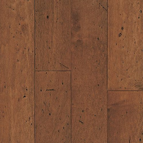 5 Maple Natural Hardwood Flooring - Bruce Hardwood Floors ER7563Z American Originals Maple Engineered Hardwood Flooring, 5