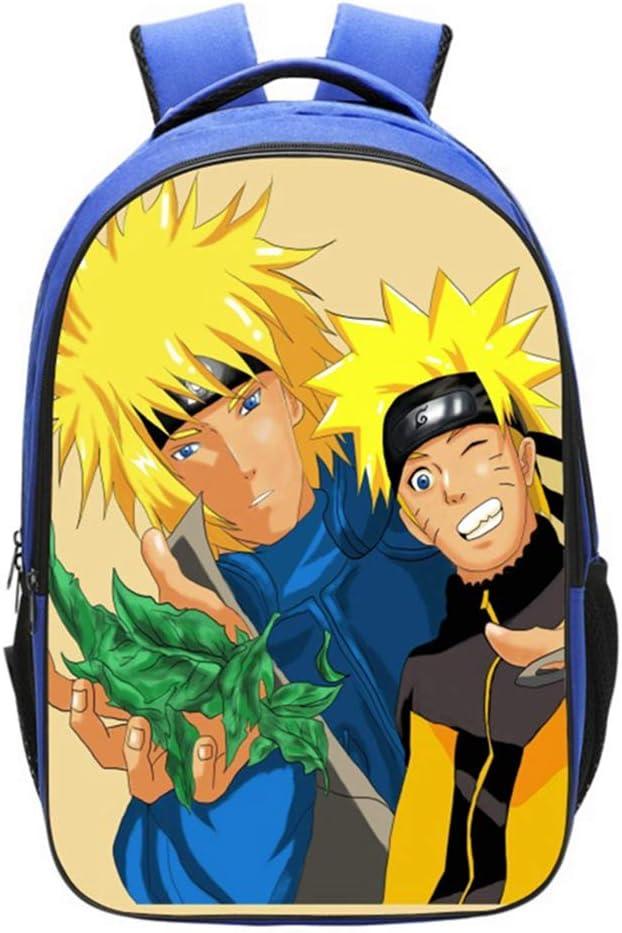 229 Cartables Naruto Sac /à Dos Scolaire Naruto Primaire Gar/çon Enfant Gar/çon Sac Scolaire Fille Sac /à Dos D/école Amine Coll/ège Sac decole Sac de Voyage Loisir Sacs Ados