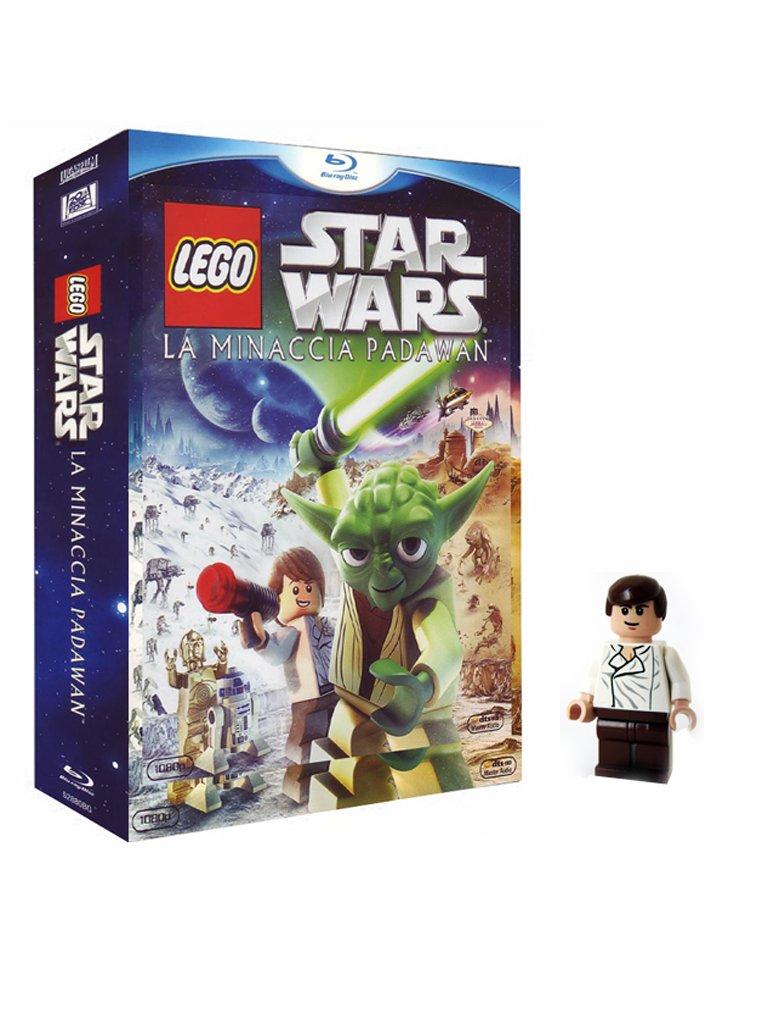 Lego - Star Wars - La Minaccia Padawan (Blu-Ray+Minifigure) [Italia] [Blu-ray]