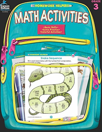 iFix Cracked - Download Math Activities, Grade 3 (Homework Helper ...
