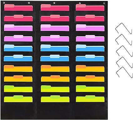 Franken PV1020 Organiseur de bureau avec cartes en T et en-t/êtes en allemand 20/pi/èces 47,4/x/49/cm