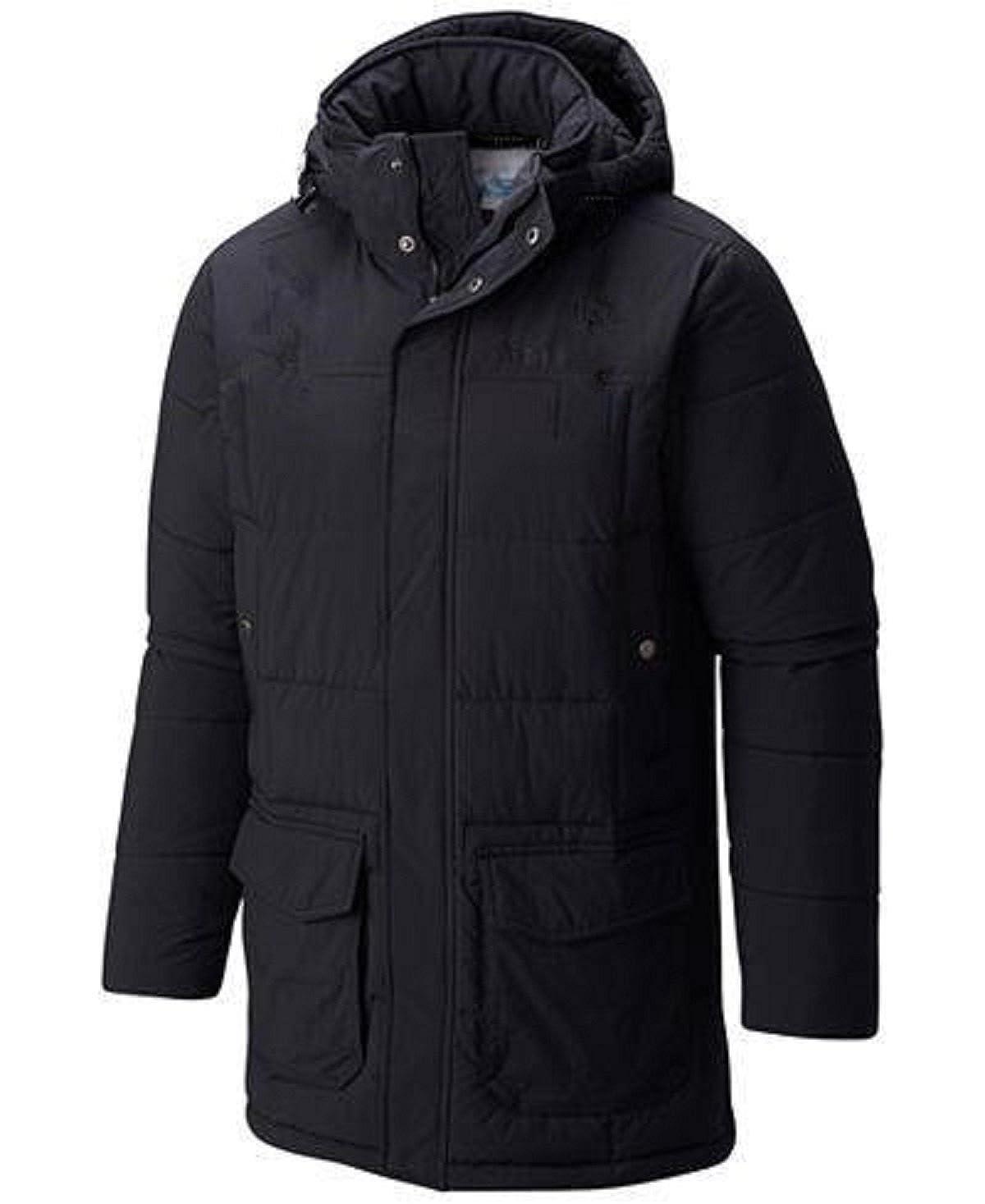 Lion Force Men's Parka Jacket w/Removable Hood | Ultra-Warm Winter Coat w/Fleece Lining All Sizes 2020M-$M