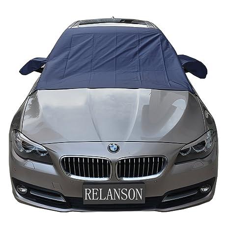 relanson Premium coche cubierta de nieve – Parabrisas la cubierta de nieve para automóviles – diseño