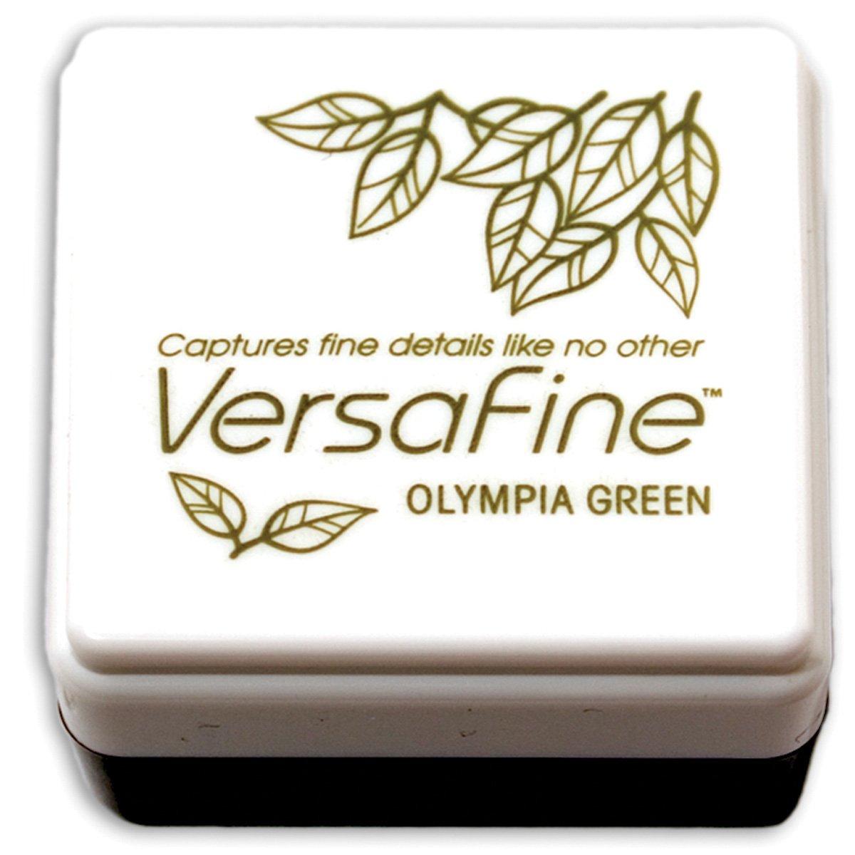 Piccolo Versafine Ink Pad-Olympia verde Imagine Crafts VFSML061