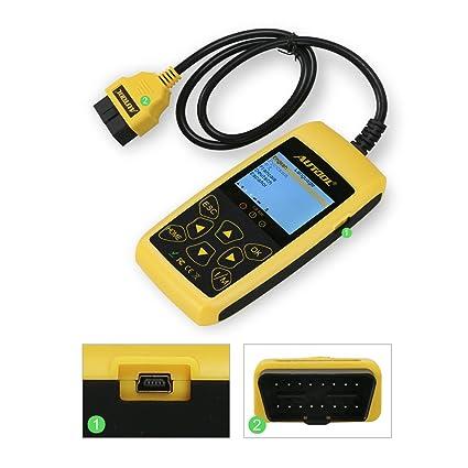 AUTOOL CS520 OBD2 EOBD CAN-BUS Code Reader Automotive Scan Tools OBDII  Automotive Engine Code Scanners