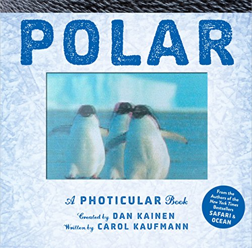Christmas Carols North Pole - Polar: A Photicular Book