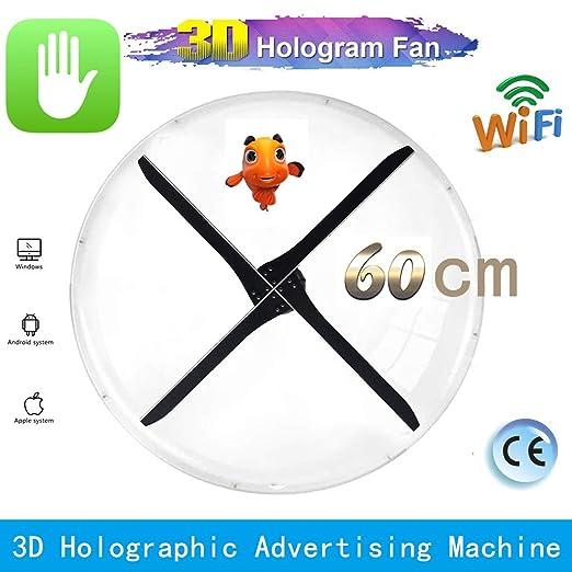 Y-only Proyector Publicitario3D Pantalla Publicidad Holograma 3D ...