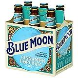 Blue Moon Horchata Bottle, 12 fl oz, 6 ct