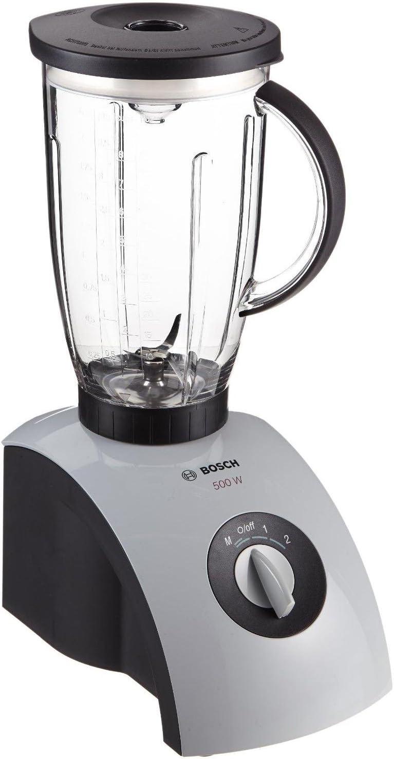 Bosch MMB1001 - Batidora de vaso, 500 W, color gris: Amazon.es: Hogar