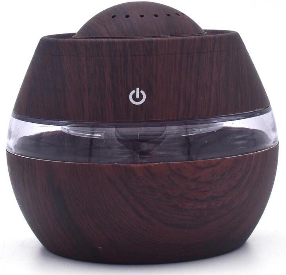 Aroma Difusor 300 ml USB humidificador eléctrico (Oil aromas ...