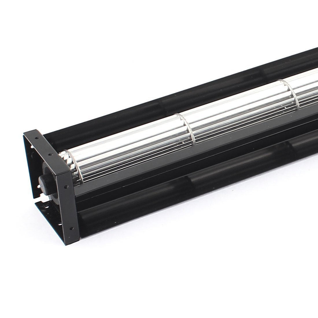 Amazon.com: eDealMax DC 12V 0.27A Cross Flow refrigeración Amplificador de calor ventilador suplementario Turbo 30x290mm: Electronics