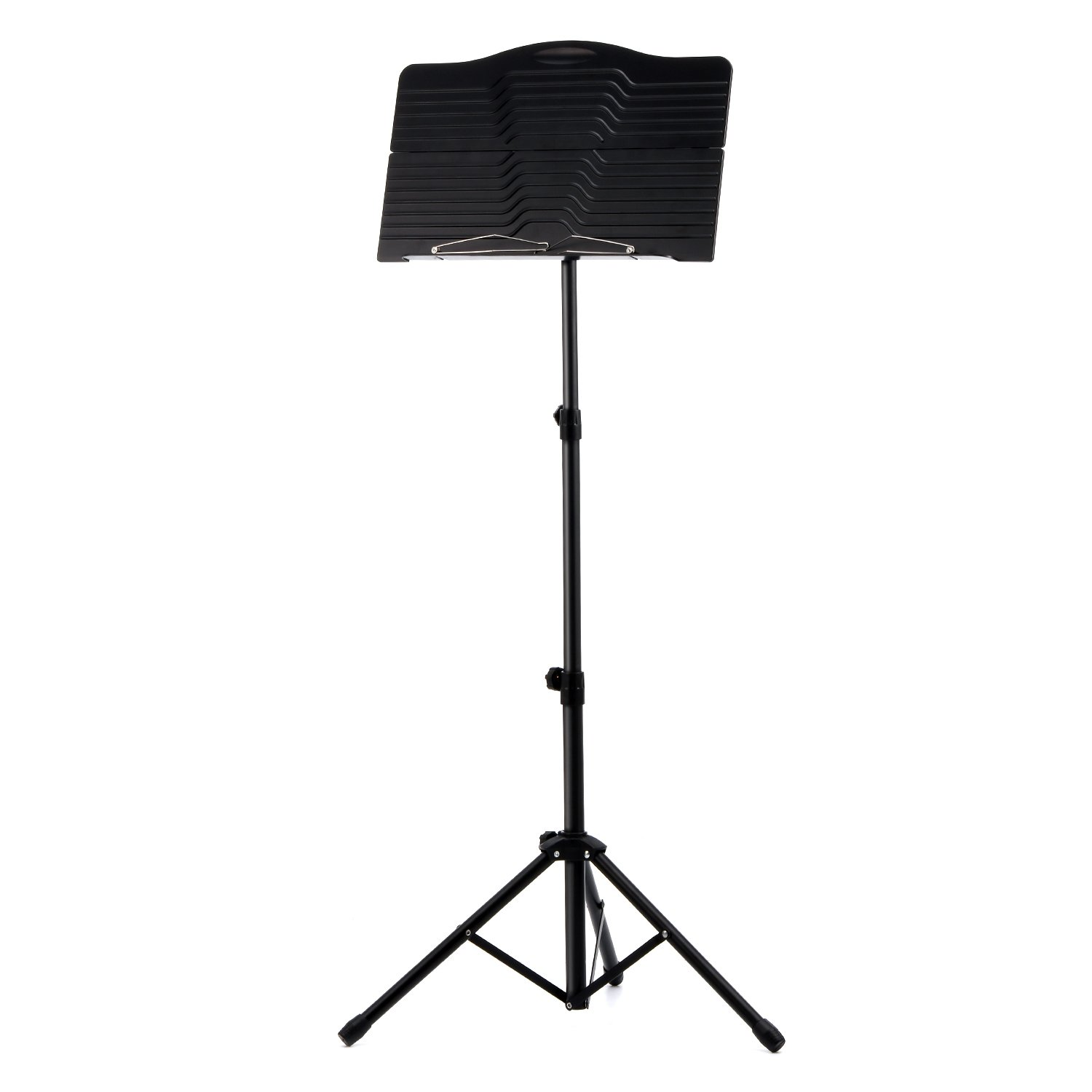 Donner Sheet Music Stand DMS-1 Folding Travel Metal Music Stand With Carrying Bag by Donner (Image #3)