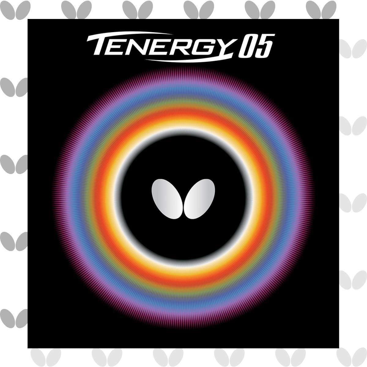 Mariposa Tenergy 05de goma hoja