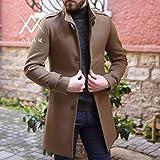Slim Fit Ezel Yaka Kışlık Kaban - Renkleri Mevcut